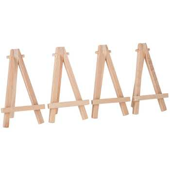 Natural Mini Art Easels